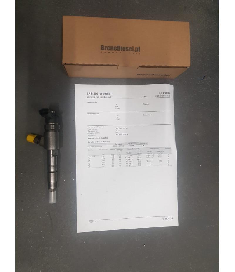 Peugeot 308 1.6 HDi Bosch - 0445110340