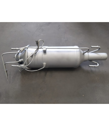 Regeneracja filtra DPF Fiat Ducato 2.3 l - 1376598080